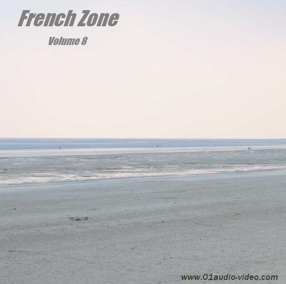 French Zone - Volume 8 (Front)